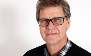 Pär Engberg - rektor på Guteskolans gymnasium.