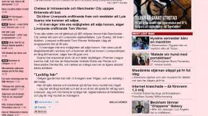 Artikel från Sportbladet.