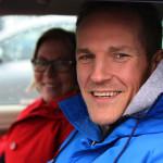 Guteskolans lärare Mikael Öhman och Camilla Jåfs. Foto: Peder Broberg/Guteskolan.