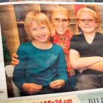 Vi i ettan Guteskolan. Gotlands Tidningar den 30 oktober 2013.